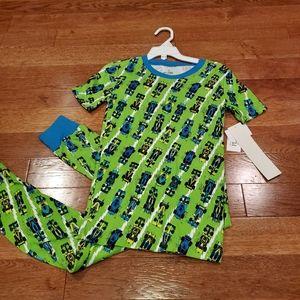 Boys sz 10 pajamas